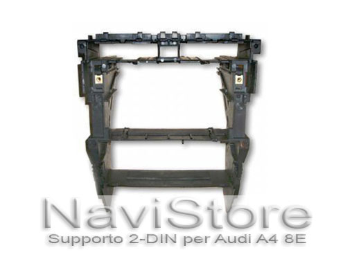 Kit modifica cruscotto 1 din 2 din audi a4 8e b6 b7 ebay for Mueble 2 din audi a4