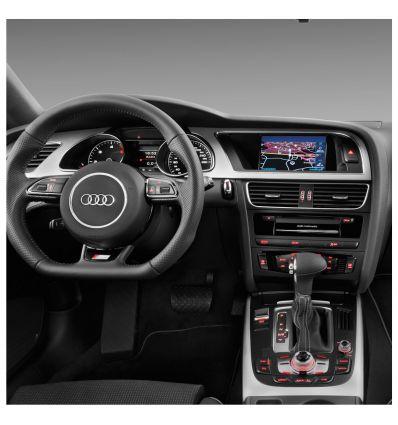 Audi Infotainment MMI High 3G+, incl. Navigation HDD - Upgrade - Audi A5 8T Facelift con sistema di navigazione DVD
