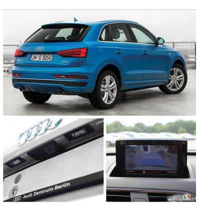 APS Advanced - Retrocamera - Retrofit - Audi Q3 8U