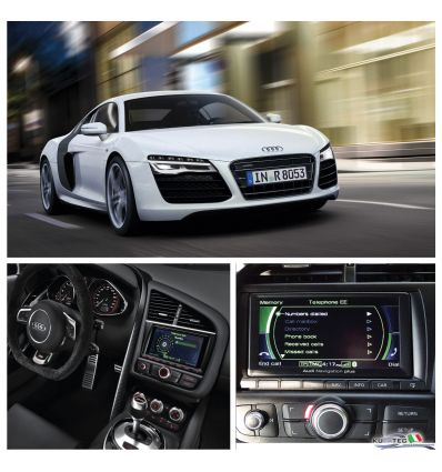 "Bluetooth Handsfree - Retrofit - Audi R8 42 ""Bluetooth Only"""