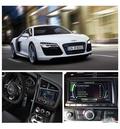 "Bluetooth Handsfree - Retrofit - Audi R8 42 ""Bluetooth Only"""