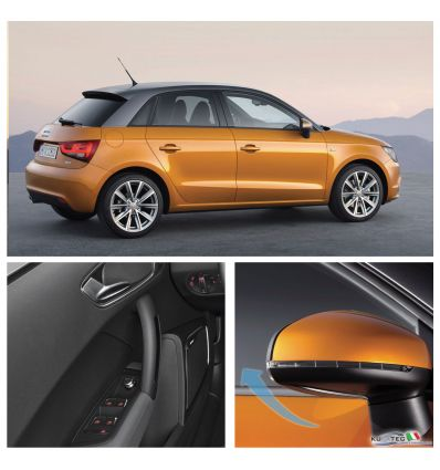 Complete set folding mirror - Audi A1 8X