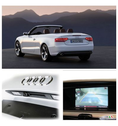 APS Advance - Retrocamera - Retrofit kit - Audi A5 8T MMI 3G