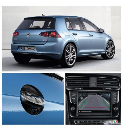 Rear Assist - Retrocamera - Retrofit kit - VW Golf 7