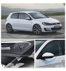 Comando Regolazione Specchio Per Retrovisori Ripiegabili Per SEAT VW