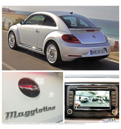 Rear View Camera - Retrofit - VW Beetle 5C