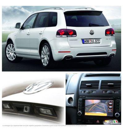 Rear View Camera - Retrofit - VW Touareg 7L