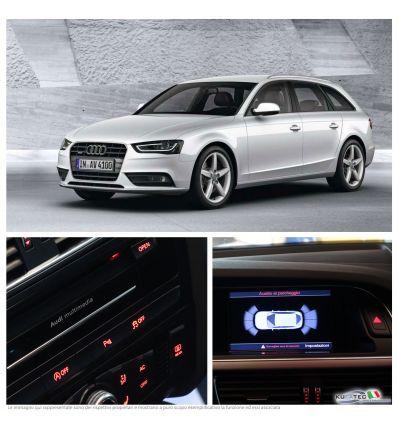 APS Audi Parking System Plus - Ant + Grafico - Retrofit - Audi A4 8K