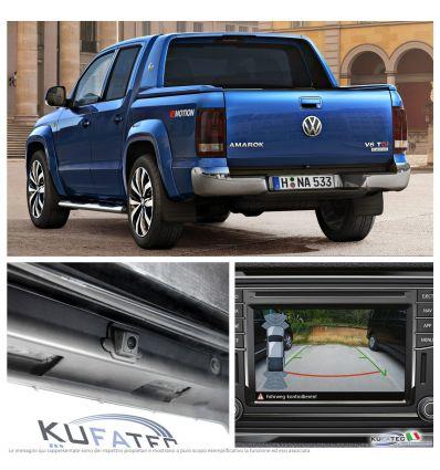Rear View Camera - Retrofit - VW Amarok 2H