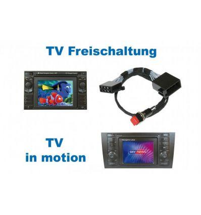 "Video in Motion ""Plug&Play"" - Audi RNS-D / Volkswagen MFD"