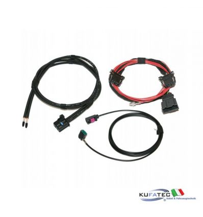 DAB Digital Radio - Harness - Audi A8 4E MMI 2G High