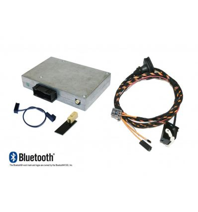 "Bluetooth Handsfree ""Bluetooth Only"" - Retrofit - Audi A8 4E con MMI 2G"