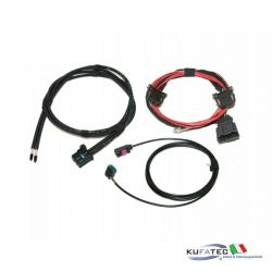 DAB Digital Radio - Harness - Audi A4 8K A5 8T con MMI 2G High