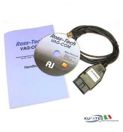 VCDS - VAG-Com Prof Can USB, download english version