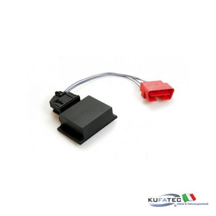 Diagnostic Interface seat heating VW