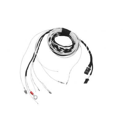 Set cavi sensore pioggia, specchio interno autoschermante e Assistente abbaglianti (HBA) - Audi A4 8K, A5 8T, Q5 8R