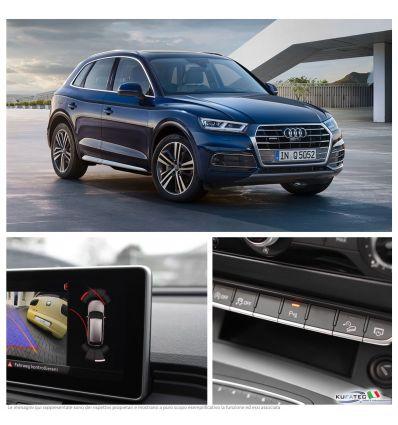 APS Audi Parking System Plus - Anteriore + Posteriore + Grafico - Retrofit - Audi Q5 FY