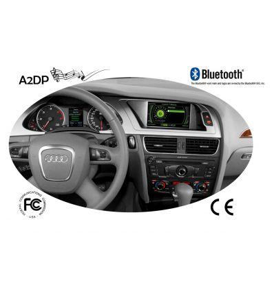 "FISCON Handsfree Bluetooth - Audi ""Basic-Plus"" Audi A4 8K, A5 8T, Q5 8R"