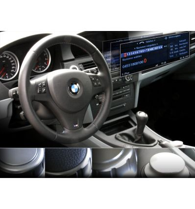 "FISCON Bluetooth Handsfree - ""Pro"" - BMW E-Series - fino a 2010"