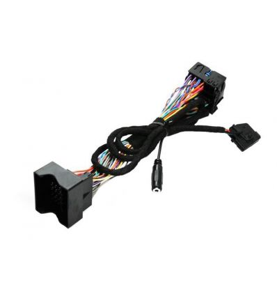 Wiring harness spare part FISCON hands free - Quadlock per Audi, Seat