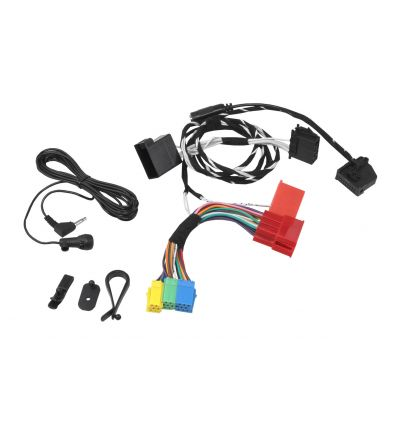 Wiring harness spare part FISCON hands free - ISO
