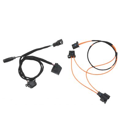 Wiring harness spare part FISCON hands free - Audi MMI 2G