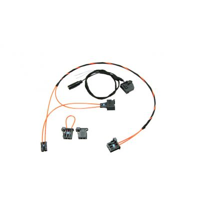 Wiring harness spare part FISCON hands free - BMW, Mercedes