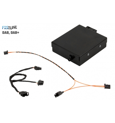 FISTUNE® DAB / DAB+ integration Audi MMI 2G