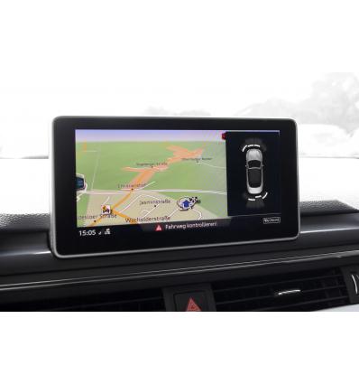 APS Parking System Plus - Anteriore incl. grafica - Retrofit kit - Audi A5 F5
