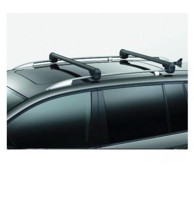 Barre portacarico Col. nero - VW Touran 1T con mancorrenti