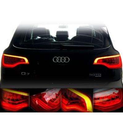 Comfort Control unit posteriore per luci posteriori LED - Audi Q7 4L