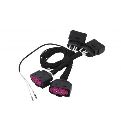 Adapter fari anteriori Xenon - Audi A8 4E