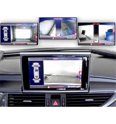 Set cavi telecamere Anteriore & Posteriore - Audi A6 4G