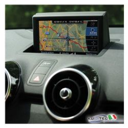 Audi Infotainment MMI High 3G+, incl. Navigation HDD - Retrofit - Audi A1 8X