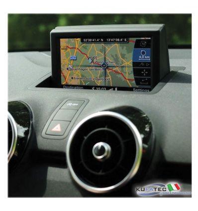 Audi Infotainment MMI High 3G+, incl. Navigation HDD - Retrofit - Audi A1 8X