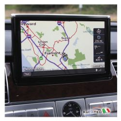 Audi Infotainment MMI High 3G+, incl. Navigation HDD - Retrofit - Audi A8 4H