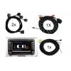 Set cavi Park Distance Control (PDC) - Anteriore & Posteriore - VW Golf 6