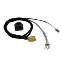 Cablaggio Park Distance Control (PDC) - Sensori frontali - VW  Beetle 5C