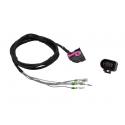 Cablaggio Park Distance Control (PDC) - Sensori frontali - Audi, VW, Seat, Skoda MQB