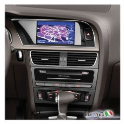Audi Infotainment MMI High 3G+, incl. Navigation HDD - Retrofit - Audi A4 8K A5 8T Facelift