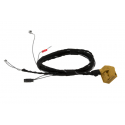 Cablaggio Park Distance Control (PDC) - Centrale elettrica - Audi A6 4G