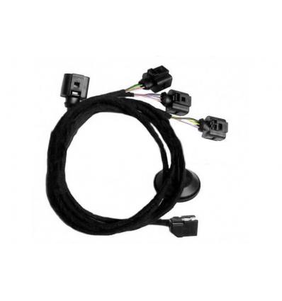 Cablaggio Park Distance Control (PDC) - Paraurti posteriore - Audi A1 8X
