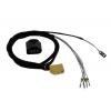Cablaggio Park Distance Control (PDC) - Sensori frontali - Audi A1 8X