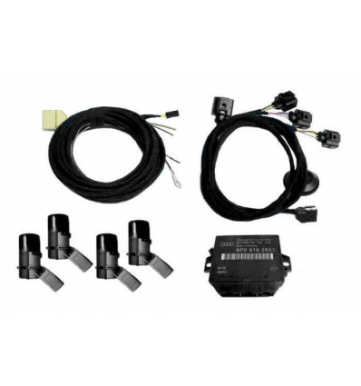 APS Parking System - Posteriore - Retrofit kit - Audi A4 8E B7