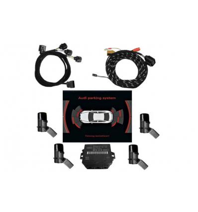 APS Parking System Plus - Anteriore incl. grafica - Retrofit kit - Audi Q5 8R