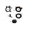 APS Parking System Plus - Ant. & Post. - Retrofit kit - Audi A4 8E B7