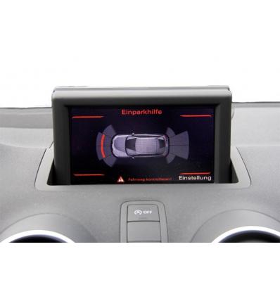 APS Parking System Plus - Anteriore incl. grafica - Retrofit kit - Audi A1 8X