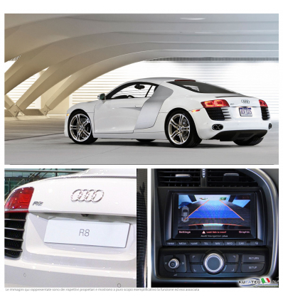 APS Advance - Retrocamera - Retrofit kit - Audi R8