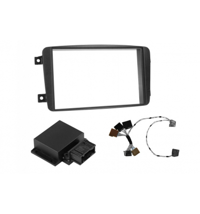 Navigation - Comand 2.0 - Retrofit kit - Mercedes C-Class W203