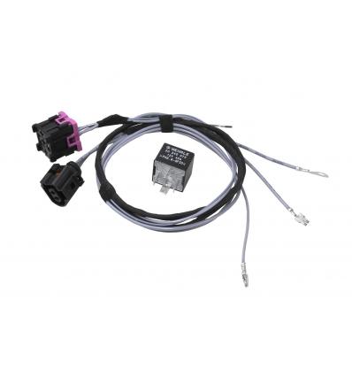 Set cavi sistema lavafari (senza sensore) - Audi A6 4F